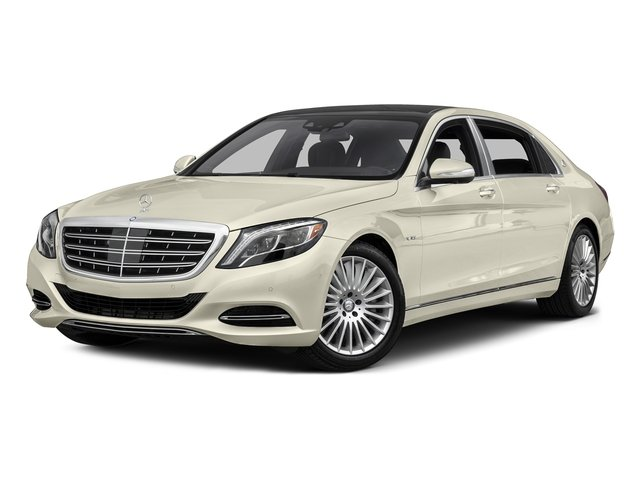 designo Diamond White 2016 Mercedes-Benz S-Class Pictures S-Class Sedan 4D S600 Maybach V12 Turbo photos front view