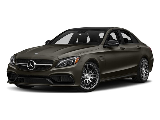 Dakota Brown Metallic 2016 Mercedes-Benz C-Class Pictures C-Class Sedan 4D C63 AMG V8 Turbo photos front view