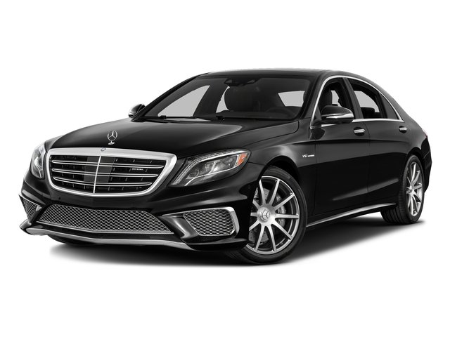 Magnetite Black Metallic 2016 Mercedes-Benz S-Class Pictures S-Class 4 Door Sedan Rear Wheel Drive photos front view