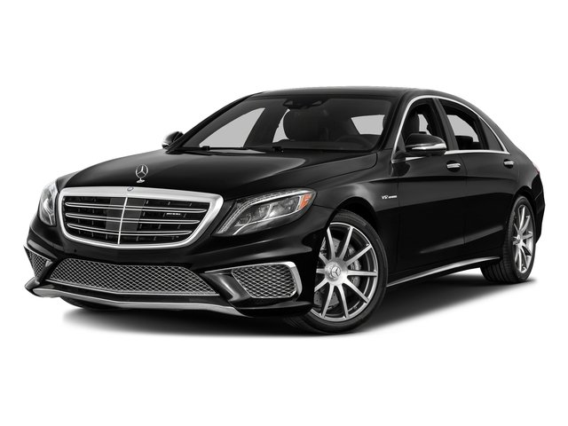 Obsidian Black Metallic 2016 Mercedes-Benz S-Class Pictures S-Class 4 Door Sedan Rear Wheel Drive photos front view
