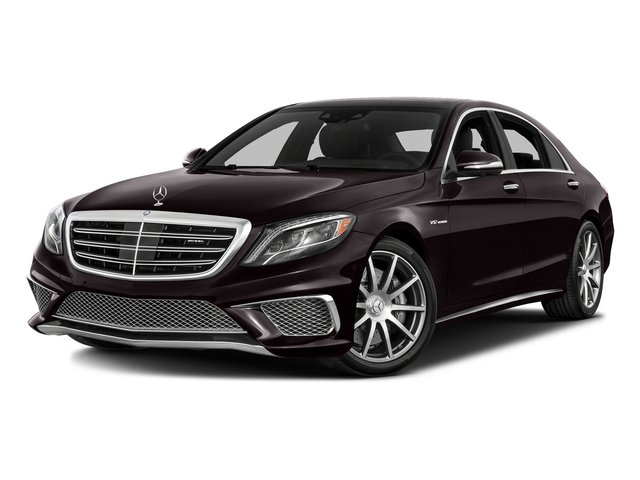 Ruby Black Metallic 2016 Mercedes-Benz S-Class Pictures S-Class 4 Door Sedan Rear Wheel Drive photos front view