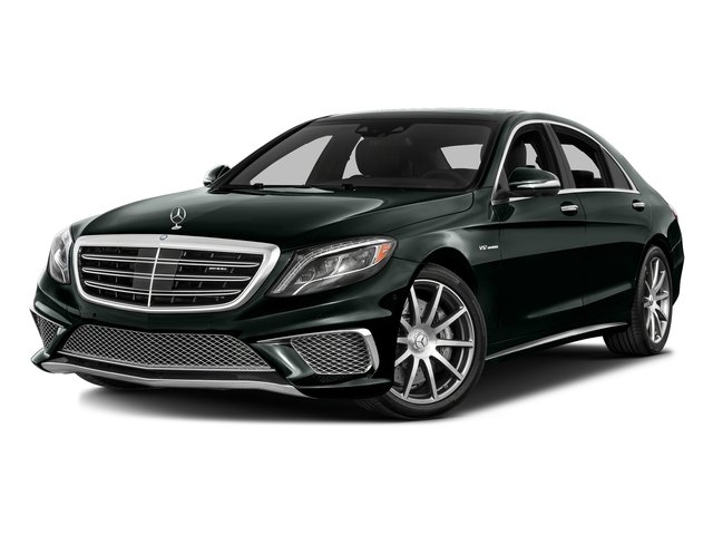 Emerald Green Metallic 2016 Mercedes-Benz S-Class Pictures S-Class 4 Door Sedan Rear Wheel Drive photos front view