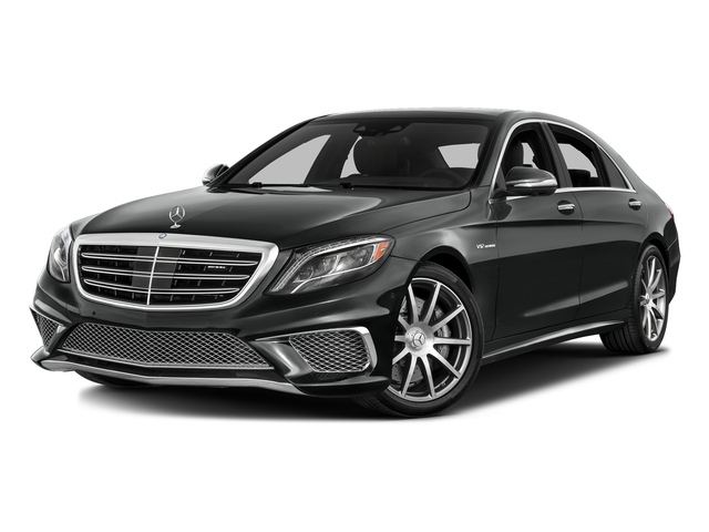 Selenite Grey Metallic 2016 Mercedes-Benz S-Class Pictures S-Class 4 Door Sedan Rear Wheel Drive photos front view