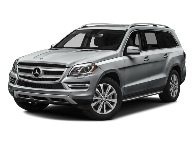 Iridium Silver Metallic 2016 Mercedes-Benz GL Pictures GL Utility 4D GL450 4WD V6 photos front view