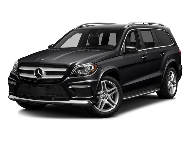 Black 2016 Mercedes-Benz GL Pictures GL Utility 4D GL550 4WD V8 photos front view