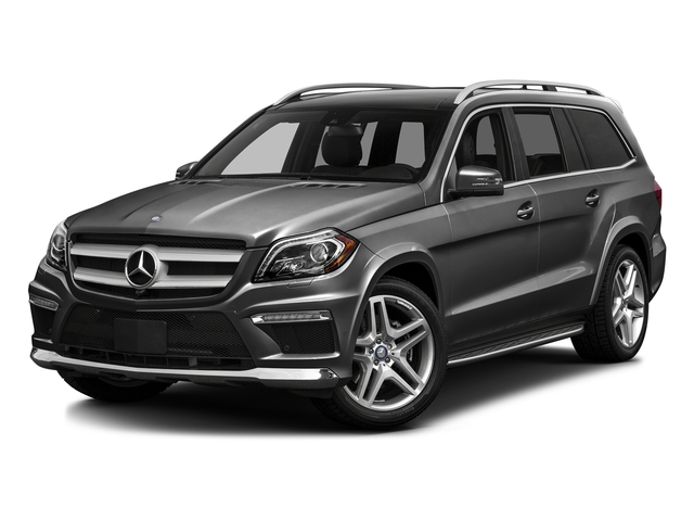Steel Gray Metallic 2016 Mercedes-Benz GL Pictures GL Utility 4D GL550 4WD V8 photos front view