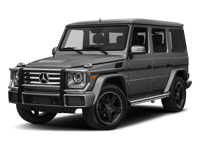 designo Graphite 2016 Mercedes-Benz G-Class Pictures G-Class 4 Door Utility 4Matic photos front view