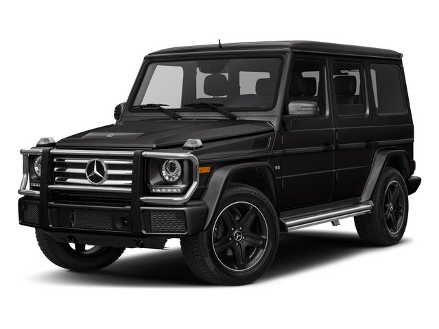 designo Platinum Black 2016 Mercedes-Benz G-Class Pictures G-Class 4 Door Utility 4Matic photos front view