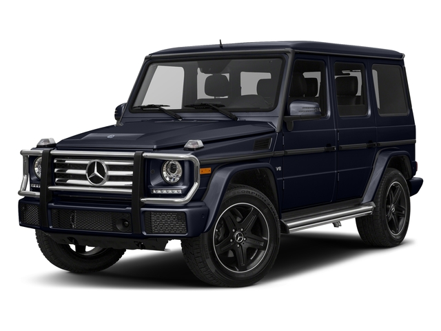 Capri Blue Metallic 2016 Mercedes-Benz G-Class Pictures G-Class 4 Door Utility 4Matic photos front view