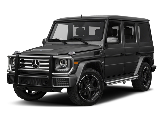 Steel Gray Metallic 2016 Mercedes-Benz G-Class Pictures G-Class 4 Door Utility 4Matic photos front view