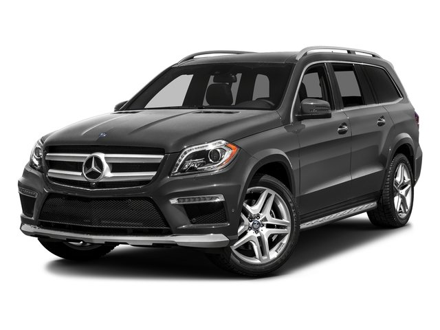 Steel Gray Metallic 2016 Mercedes-Benz GL Pictures GL Utility 4D GL350 BlueTEC 4WD V6 photos front view