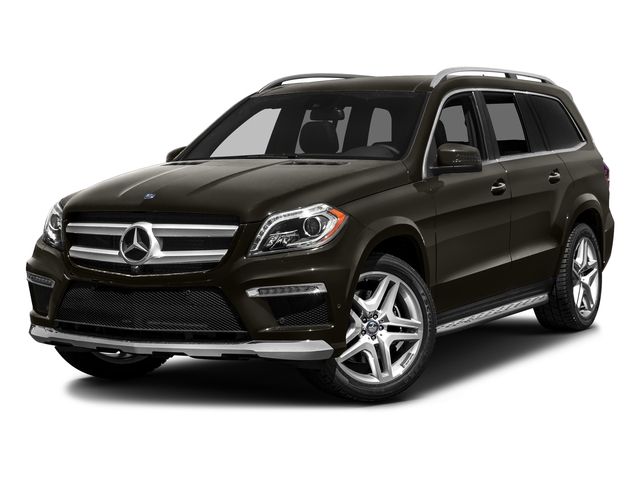 Dakota Brown Metallic 2016 Mercedes-Benz GL Pictures GL Utility 4D GL350 BlueTEC 4WD V6 photos front view