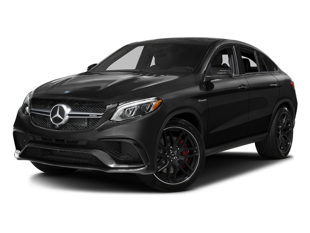 Obsidian Black Metallic 2016 Mercedes-Benz GLE Pictures GLE Utility 4D GLE63 AMG S Sport Cpe AWD photos front view