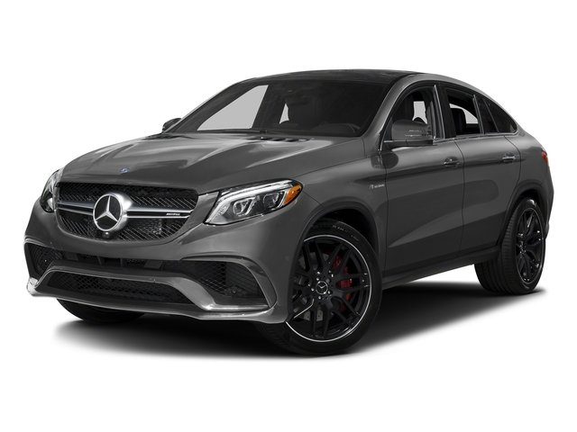 Steel Gray Metallic 2016 Mercedes-Benz GLE Pictures GLE Utility 4D GLE63 AMG S Sport Cpe AWD photos front view