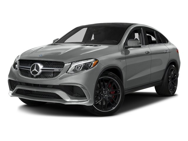 Palladium Silver Metallic 2016 Mercedes-Benz GLE Pictures GLE Utility 4D GLE63 AMG S Sport Cpe AWD photos front view