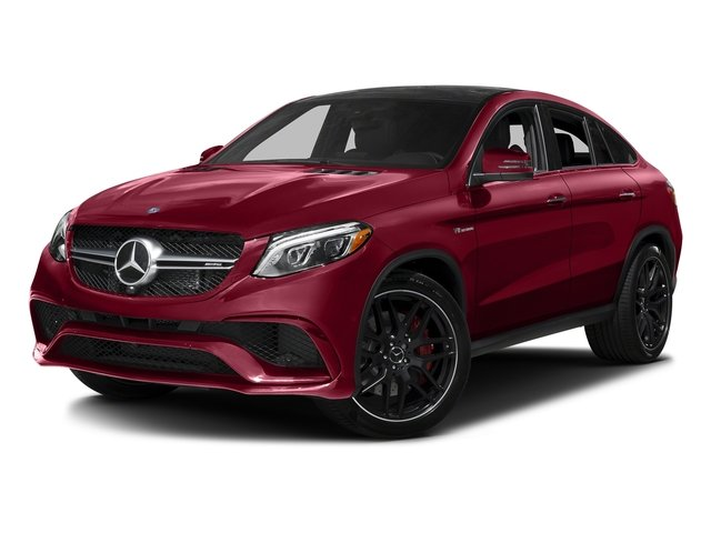 designo Cardinal Red Metallic 2016 Mercedes-Benz GLE Pictures GLE Utility 4D GLE63 AMG S Sport Cpe AWD photos front view