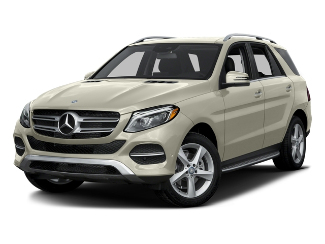 Polar White 2016 Mercedes-Benz GLE Pictures GLE Utility 4D GLE300 AWD I4 Diesel photos front view