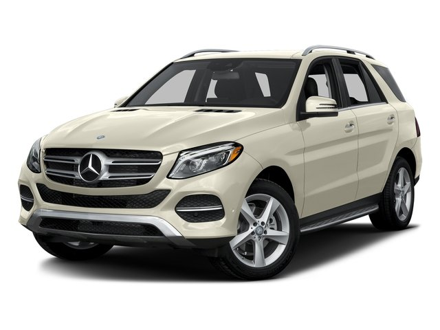 designo Diamond White Metallic 2016 Mercedes-Benz GLE Pictures GLE Utility 4D GLE300 AWD I4 Diesel photos front view