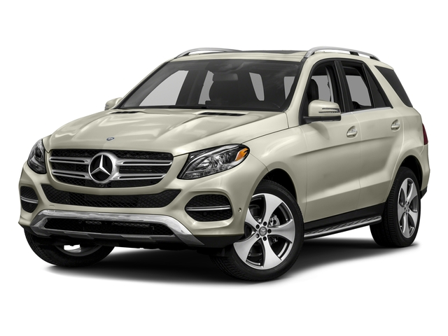 Polar White 2016 Mercedes-Benz GLE Pictures GLE Utility 4D GLE350 AWD V6 photos front view