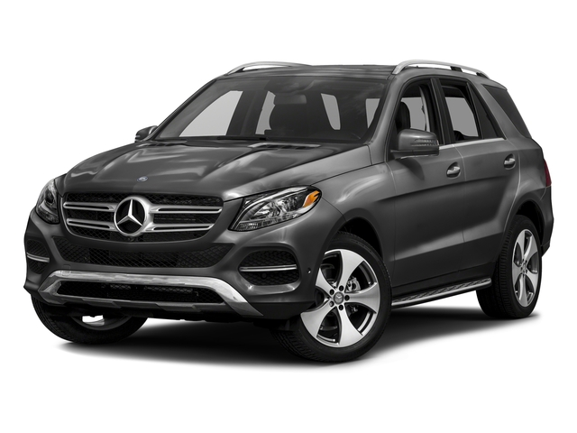 Steel Gray Metallic 2016 Mercedes-Benz GLE Pictures GLE Utility 4D GLE350 AWD V6 photos front view