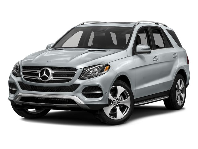 Diamond Silver Metallic 2016 Mercedes-Benz GLE Pictures GLE Utility 4D GLE350 AWD V6 photos front view