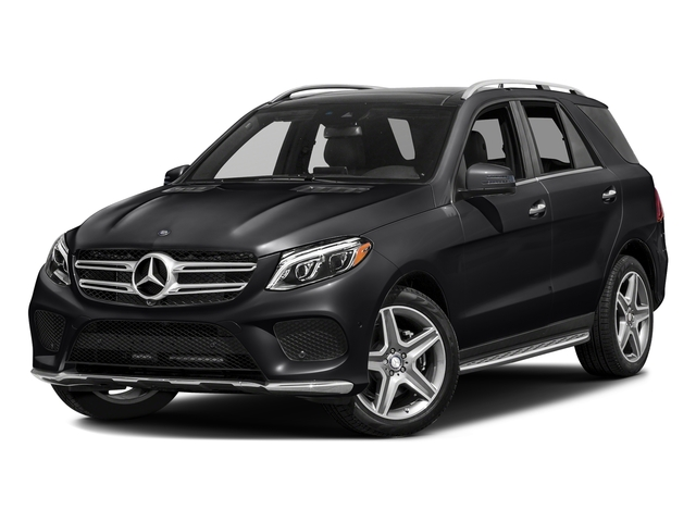Black 2016 Mercedes-Benz GLE Pictures GLE Utility 4D GLE400 AWD V6 photos front view