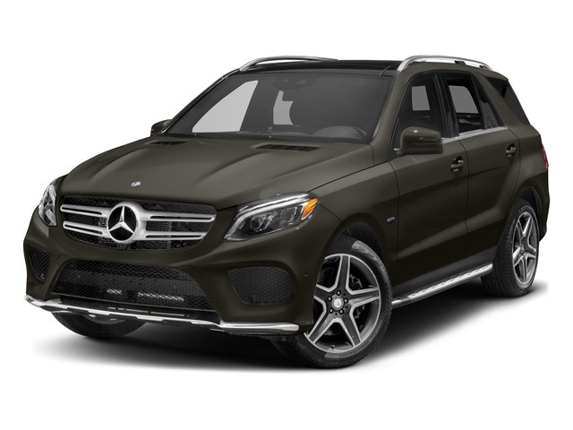 Dakota Brown Metallic 2016 Mercedes-Benz GLE Pictures GLE Utility 4D GLE550 Plug-In AWD V6 photos front view