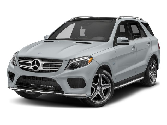 Diamond Silver Metallic 2016 Mercedes-Benz GLE Pictures GLE Utility 4D GLE550 Plug-In AWD V6 photos front view