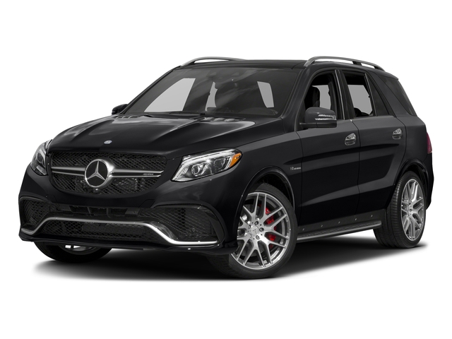 Black 2016 Mercedes-Benz GLE Pictures GLE Utility 4D GLE63 AMG S AWD V8 photos front view