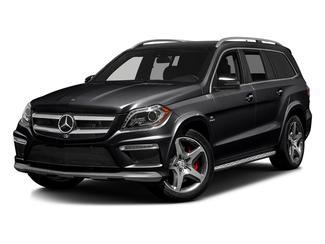 Black 2016 Mercedes-Benz GL Pictures GL Utility 4D GL63 AMG 4WD V8 photos front view