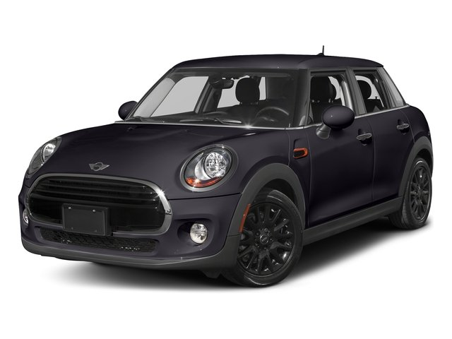 Lapisluxury Blue 2016 MINI Cooper Hardtop 4 Door Pictures Cooper Hardtop 4 Door Wagon 4D I3 Turbo photos front view