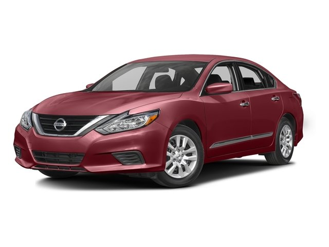 Cayenne Red 2016 Nissan Altima Pictures Altima Sedan 4D SV I4 photos front view