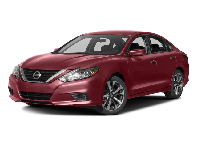 Cayenne Red 2016 Nissan Altima Pictures Altima Sedan 4D SR V6 photos front view