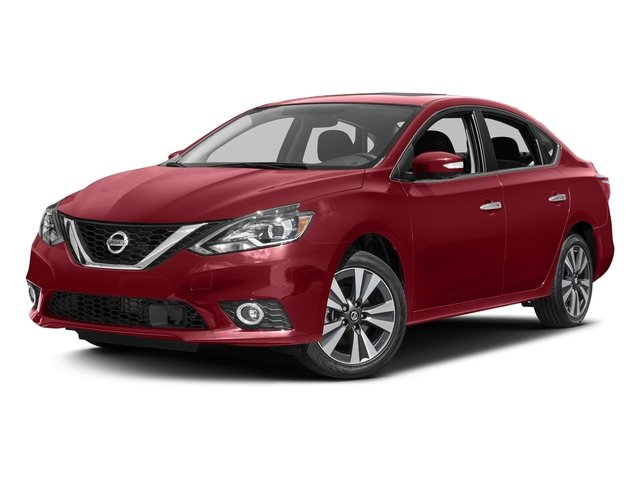 Cayenne Red Pearl Metallic 2016 Nissan Sentra Pictures Sentra Sedan 4D SL I4 photos front view