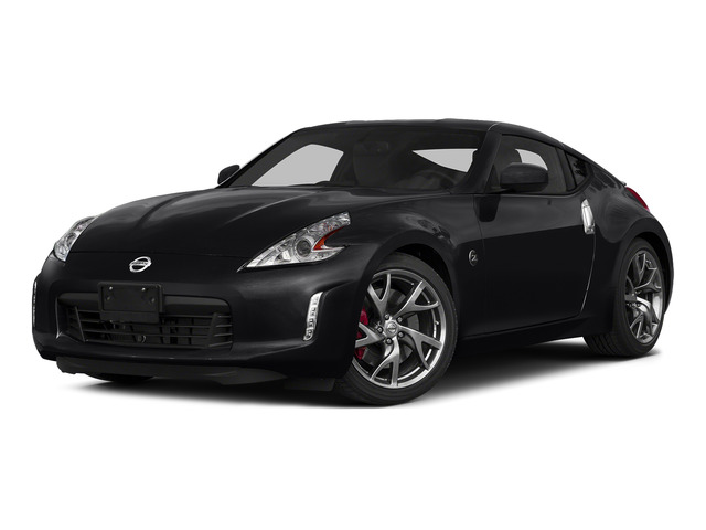Magnetic Black 2016 Nissan 370Z Pictures 370Z Coupe 2D V6 photos front view