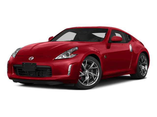 Magma Red 2016 Nissan 370Z Pictures 370Z Coupe 2D V6 photos front view