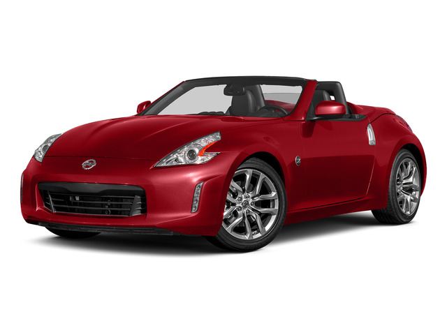 Magma Red 2016 Nissan 370Z Pictures 370Z Roadster 2D Touring Sport V6 photos front view