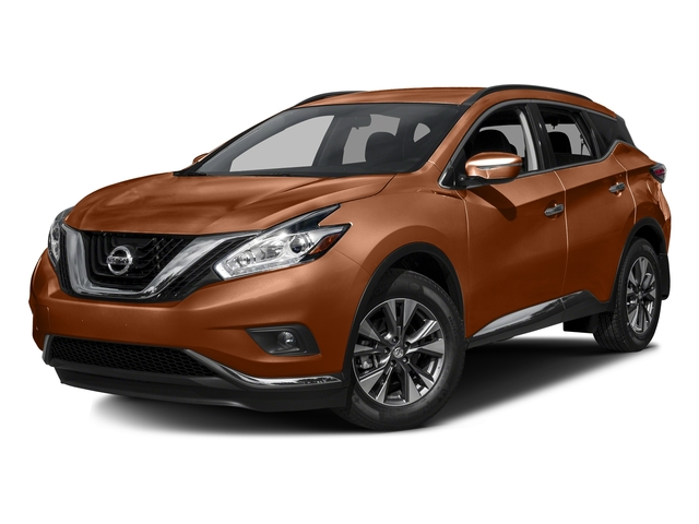 Pacific Sunset Metallic 2016 Nissan Murano Pictures Murano Utility 4D S AWD V6 photos front view