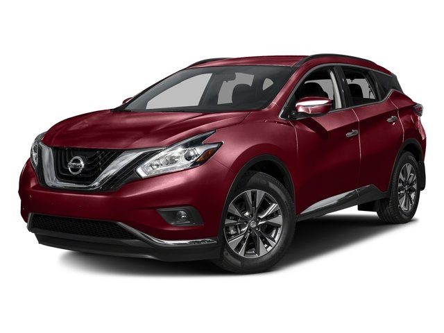 Cayenne Red Metallic 2016 Nissan Murano Pictures Murano Utility 4D S 2WD V6 photos front view
