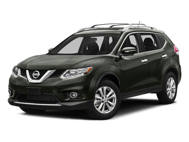 Midnight Jade 2016 Nissan Rogue Pictures Rogue Utility 4D SV AWD I4 photos front view