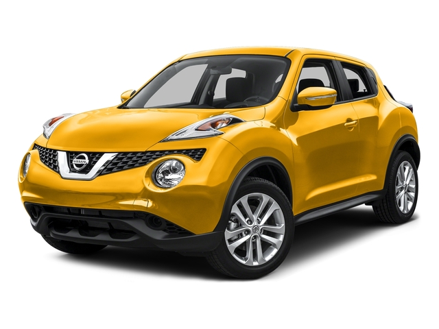 Solar Yellow 2016 Nissan JUKE Pictures JUKE Utlity 4D S 2WD I4 Turbo photos front view