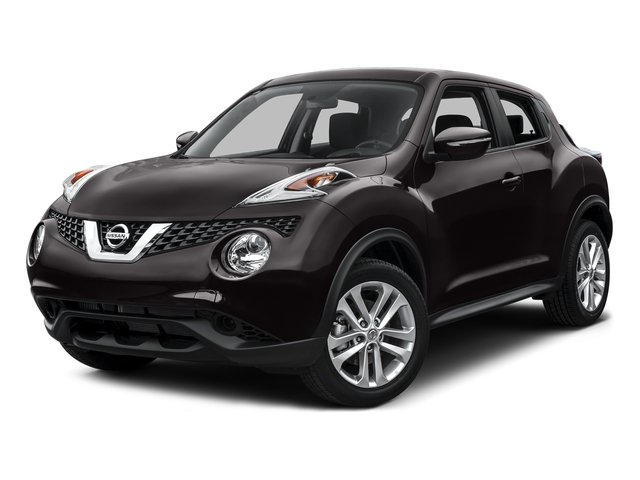 Bordeaux Black 2016 Nissan JUKE Pictures JUKE Utlity 4D S 2WD I4 Turbo photos front view