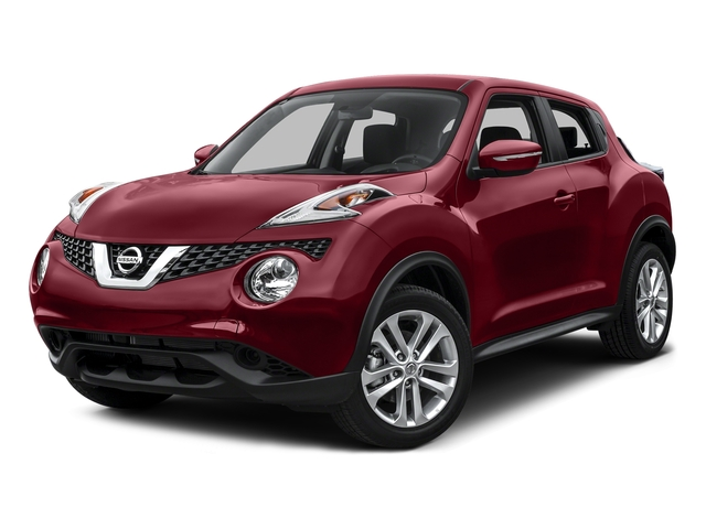 Cayenne Red 2016 Nissan JUKE Pictures JUKE Utlity 4D S 2WD I4 Turbo photos front view