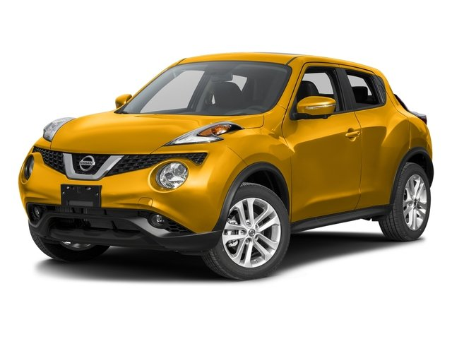 Solar Yellow 2016 Nissan JUKE Pictures JUKE Utlity 4D SL AWD I4 Turbo photos front view