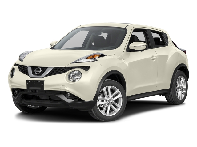 White Pearl 2016 Nissan JUKE Pictures JUKE Utlity 4D SL AWD I4 Turbo photos front view