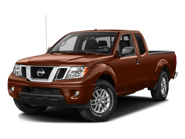Forged Copper 2016 Nissan Frontier Pictures Frontier King Cab SV 2WD photos front view
