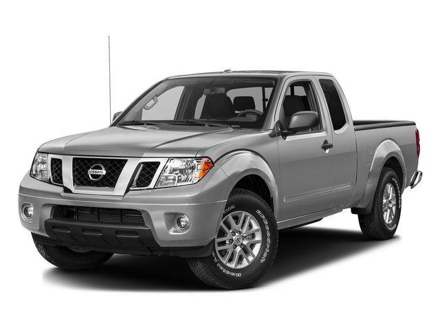 Brilliant Silver 2016 Nissan Frontier Pictures Frontier King Cab SV 2WD photos front view
