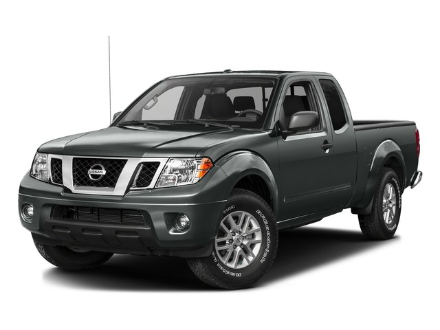 Gun Metallic 2016 Nissan Frontier Pictures Frontier King Cab SV 2WD photos front view