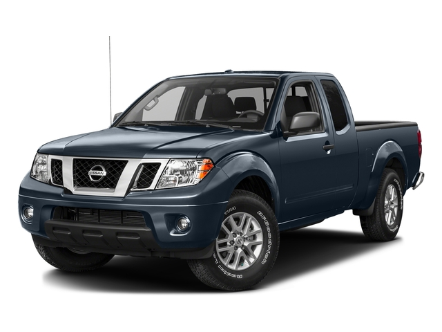 Arctic Blue Metallic 2016 Nissan Frontier Pictures Frontier King Cab SV 2WD photos front view
