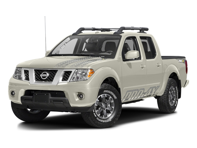 2016 nissan frontier crew cab pro 4x 4wd pictures nadaguides. Black Bedroom Furniture Sets. Home Design Ideas